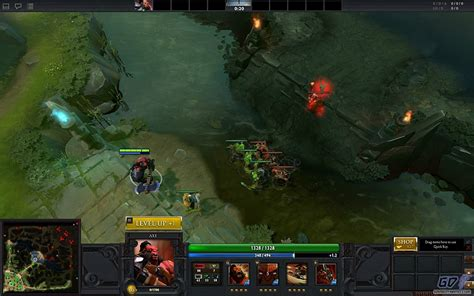 Dota 2 Graphic 2 dota 2 pc impressions gamedynamo