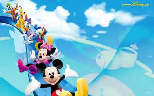 Space Wall Mural mickey mouse clubhouse images wallpapers wallpapersafari