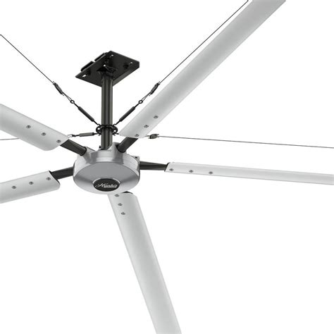 hunter industrial ceiling fans hunter industrial titan 16 ft 460 volt indoor outdoor