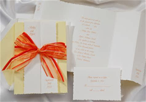 Trend Ribbons And Bows by Occasions To 2013 Wedding Invitation Trends Bows