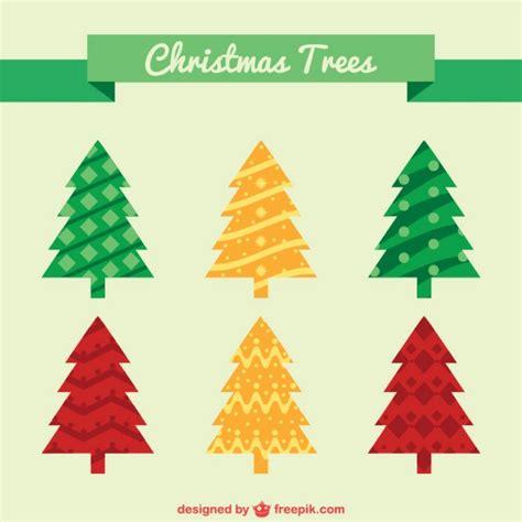 uso gratuito appartamento appartamento alberi pacco di natale scaricare vettori gratis