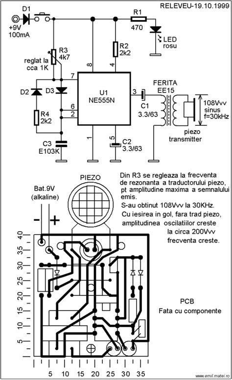 ultrasonic repeller circuit