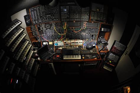 synth music is this the ultimate synth cave synthtopia