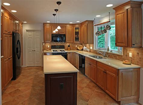 kitchen lighting remodel kitchen tile backsplash remodeling fairfax burke manassas va design ideas pictures photos