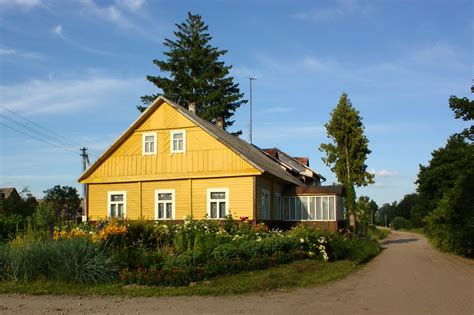 yellow house lithuania vic gedris org
