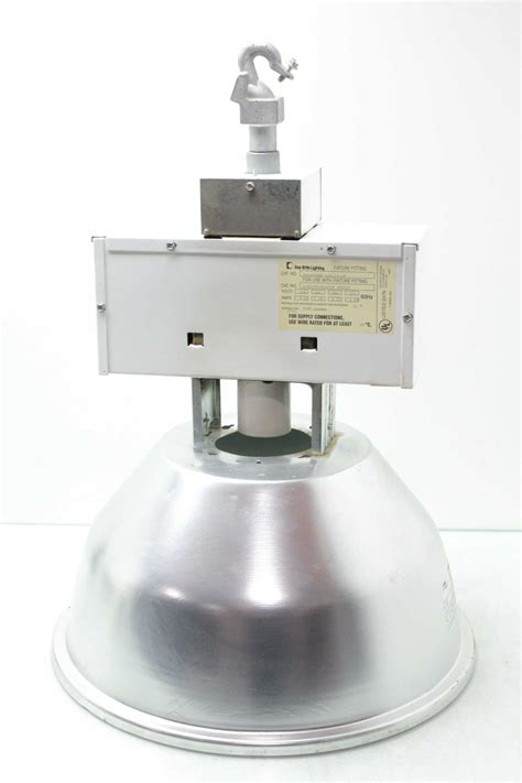 Day Brite Lighting Fixtures Philips Day Brite Eh0400mmt High Bay Lighting Fixture Al16 400w Metal Halide Ebay