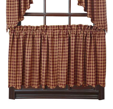 Burgundy Check Curtains Burgundy Check Curtains Burgundy Wine Gingham Check Shower Curtain Burgundy Check Curtains