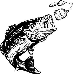 bass fish clip art clipart panda free clipart images