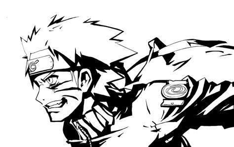 wallpapers black and white naruto naruto black and white gallery