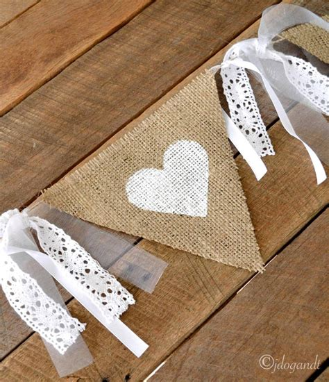 Bunting Flag Diy Banner Baby Shower Banner Bridal Shower Banner Req rustic lace hessian burlap wedding bunting banner bridal shower vintage baby ebay