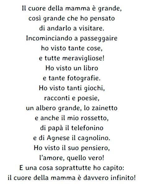 lettere per la mamma bellissime le pi 249 poesie per la festa della mamma