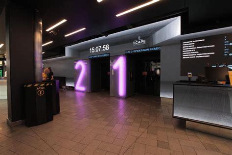 forum cinemas interior  kaunas