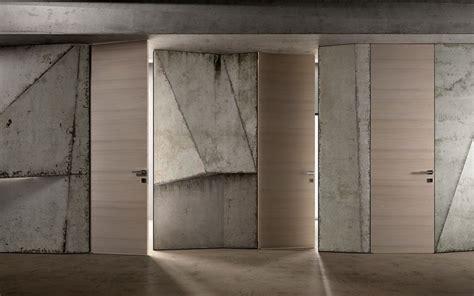 porte filo muro garofoli porta a filo muro reversibile biverso garofoli