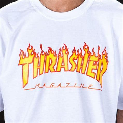 Kaos Tshirt Thrasher Gonz 171 thrasher magazine 1700 3900