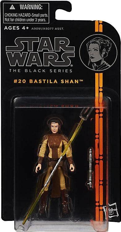 wars black series wave 4 bastila shan 3 75 figure 20 hasbro toys toywiz