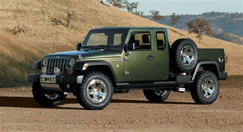 New Jeep Truck 2020 by 2020 Jeep Wrangler Truck Specs Price Release Mpg