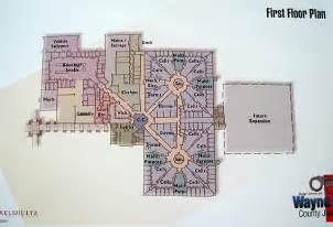 prison floor plan proposed new wayne county indiana jail in wayne county