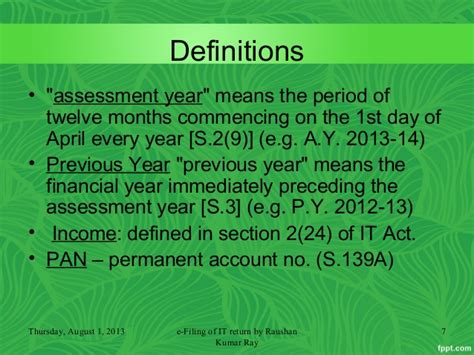 section 24 2 of income tax act e filing of income tax