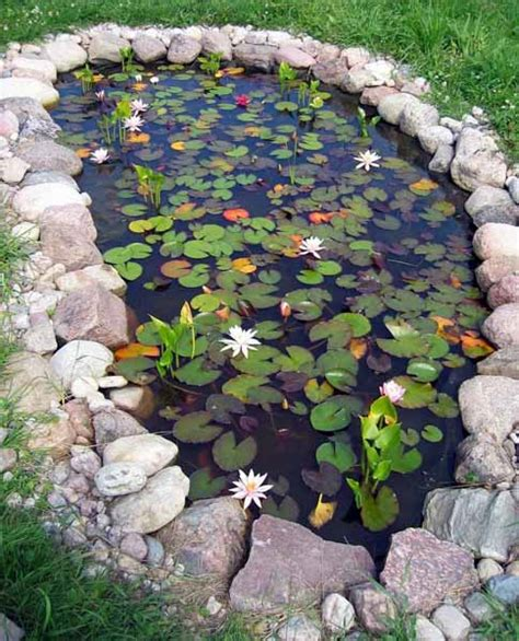 Backyard Pond Landscaping Ideas 21 Garden Design Ideas Small Ponds Turning Your Backyard Landscaping Into Tranquil Retreats