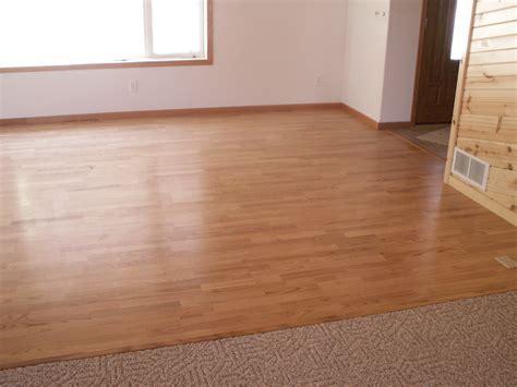 Installing Waterproof Laminate Wood Flooring In Living