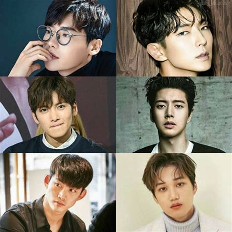 lee seung gi ji chang wook lee jong suk lee jun ki ji chang wook park hae jin exo