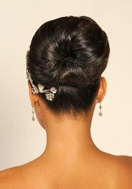 American Wedding Hairstyles Hairdos by American Wedding Hairstyles Hairdos Bejeweled Updo