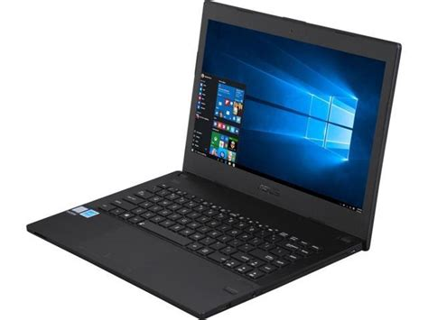 Laptop Asus I5 Layar Sentuh asus laptop p series p2440ua xs51 intel i5 7th 7200u 2 50 ghz 8 gb ddr4 memory 256 gb