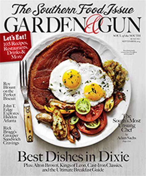 Garden And Gun Current Issue August September 2014 Garden Gun