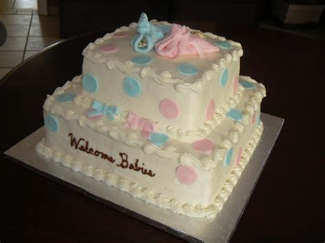 catering corner baby shower cakes