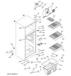refrigerator parts ge refrigerator parts diagram