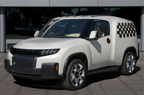 Rugged Suv by Toyota Reveals Rugged Suv Concept Autocar