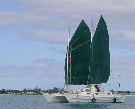 Songlines Tiki 38   Wharram Kiwi Catamarans   New Zealand