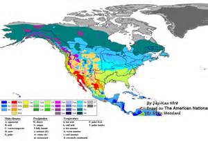 america climate zones map blank map of america climate zones
