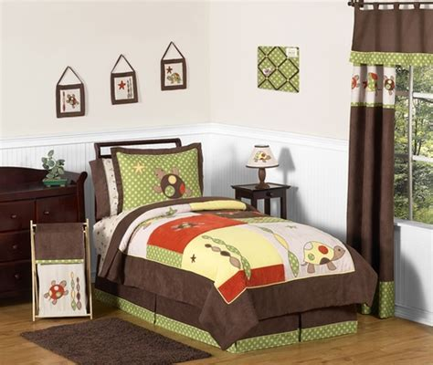 Sea Turtle 3pc Full Queen Bedding Set By Sweet Jojo Turtle Bedding Set