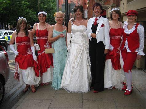 role reversed wedding male femininity and gender role reversal feminization of