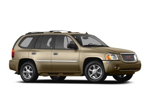 gmc envoy reliability 2009 gmc envoy specs safety rating mpg carsdirect