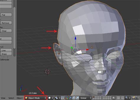 blender tutorial game character female character modeling in blender part 2