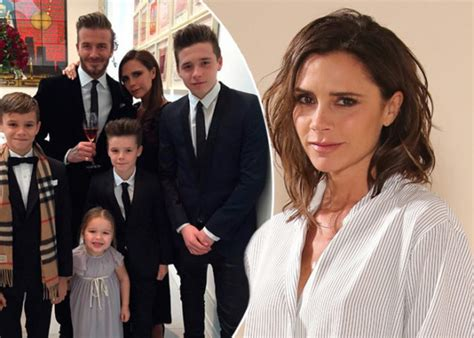 The Beckhams Are by Beckham Opens Up On Family And Marriage To
