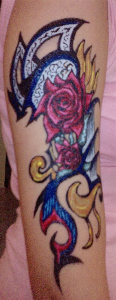 rose tattoo photos tattoos photo 16001821 fanpop
