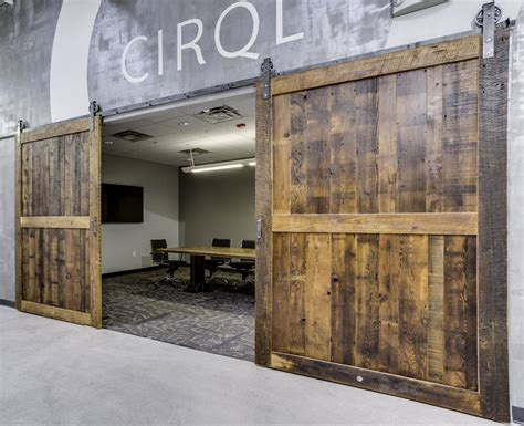 What Is A Barn Door Reclaimed Wood Barn Doors Baltimore Md Sandtown Millworks