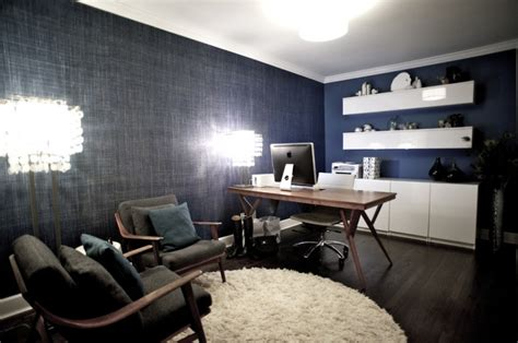 Home Office Wall Design 21 Home Office Accent Wall Designs Decor Ideashttp Www