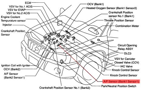 tacoma oxygen sensor wiring diagram | get free image about