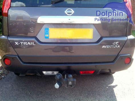 trail of lights parking nissan parking sensor installations