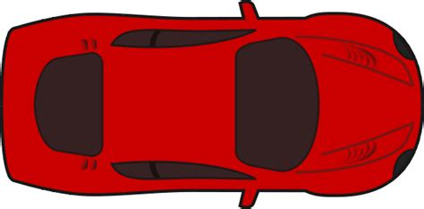 pixel car top view red racing car top view large 900pixel clipart red racing