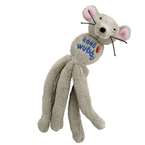 kong cat toys interactive wubba mouse cat toys
