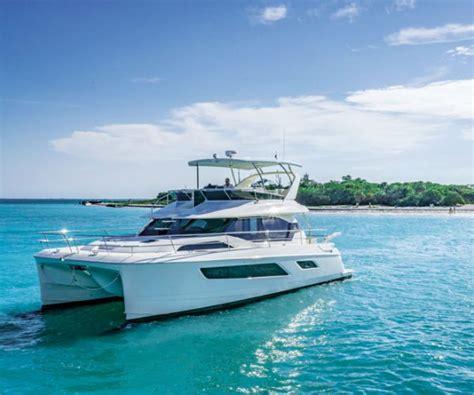 catamaran sailing singapore aquila 44 sailing catamaran unveiled at singapore yacht