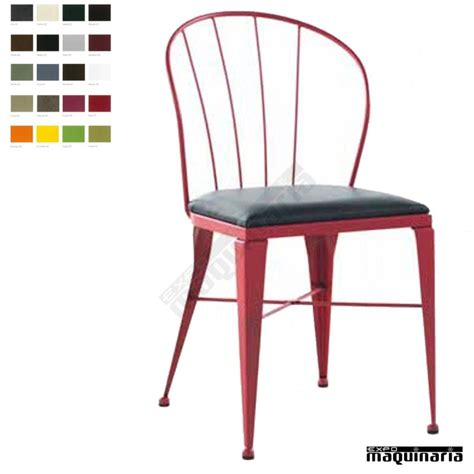 silla metalica apilable silla de forja jas312 asiento met 225 lico apilable