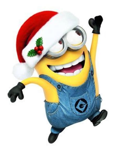 minion christmas pictures