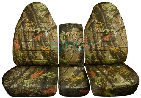 1994 ford ranger camo seat covers 1994 2002 dodge ram 40 20 40 camo truck seat covers