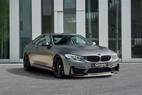 bmw m4 bmw m4 gts boosted to 615 ps by g power carscoops